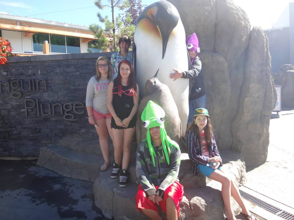 Youth Trip to Calgary Zoo